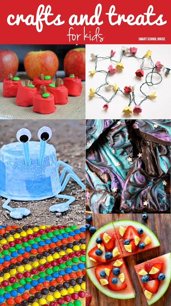 Crafts and Treats for Kids