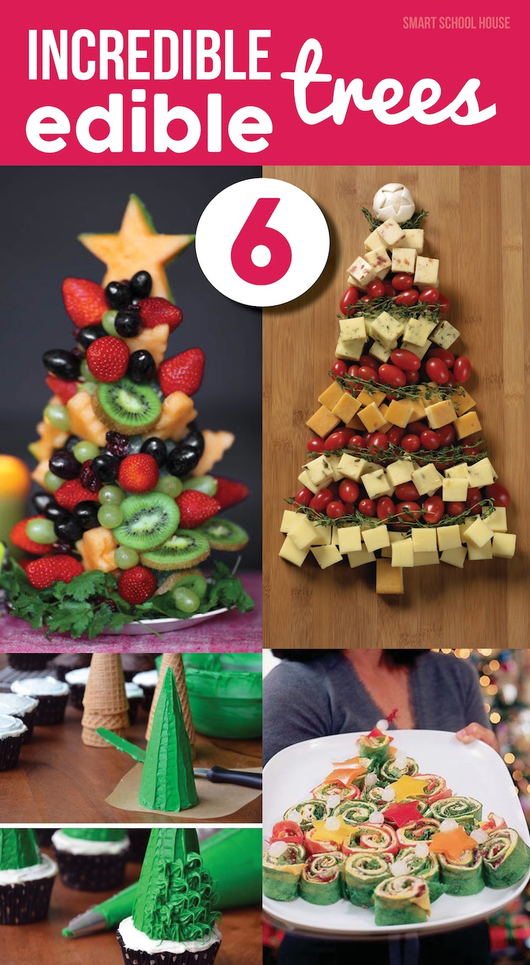 edible christmas craft ideas edible tree 4391