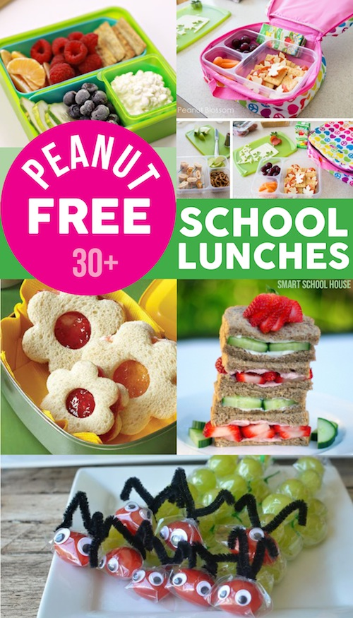 Peanut Free Lunches