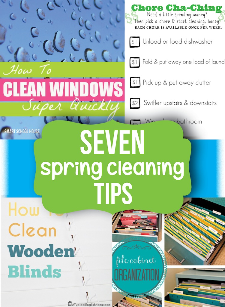 Spring Tips Amazing With Spring Cleaning Tips Pictures
