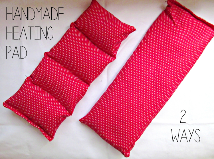 How to Make a Heating Pad