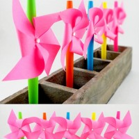 Post-it Pinwheels