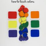 Teaching Toddlers Shapes and Colors