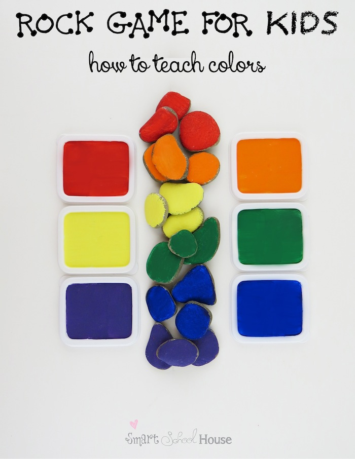 Teaching Toddlers Shapes and Colors - Smart School House