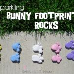 Bunny Footprints