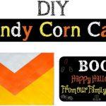 DIY Candy Corn Card