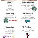 Chores Chart: Pinterest Fail