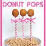 Donut Pops