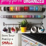 Getting Your Life Organized