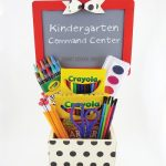 DIY Kindergarten Command Center