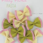 Pretty Painted Pasta