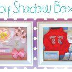 DIY Shadow Boxes