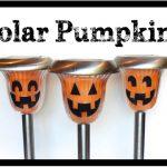 Solar Pumpkins