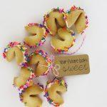Sprinkle Fortune Cookies