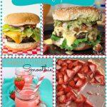 Burgers & Strawberries
