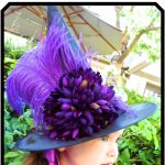 DIY Whimsical Witch Hat