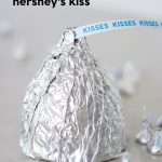 How to make a GIANT Hershey's Kiss
