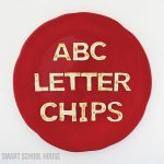 ABC Letter Chips