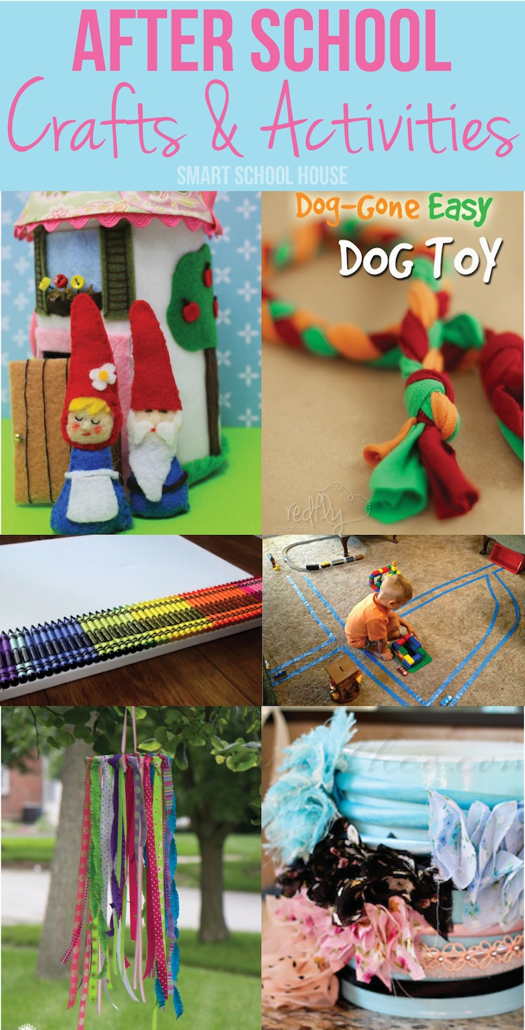 After school crafts and activities for Craft schools in nc