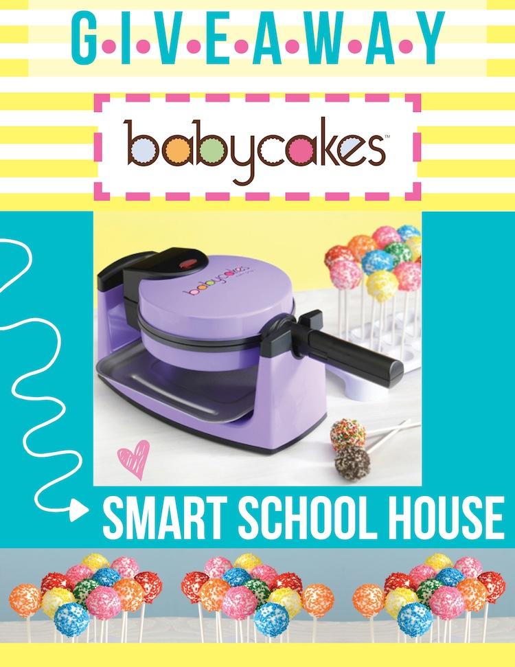 Giveaway: Babycakes Cake Pop Maker
