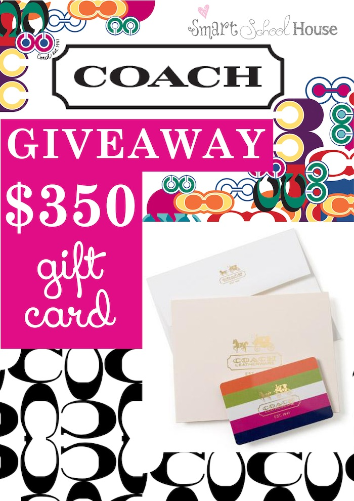 Coach Giveaway