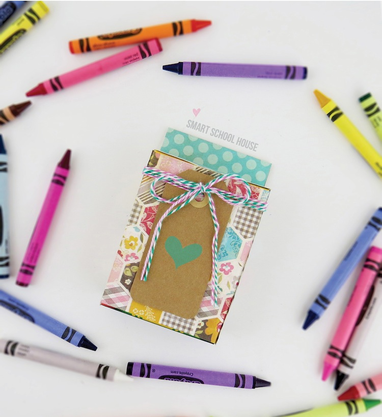 DIY: Crayon Box