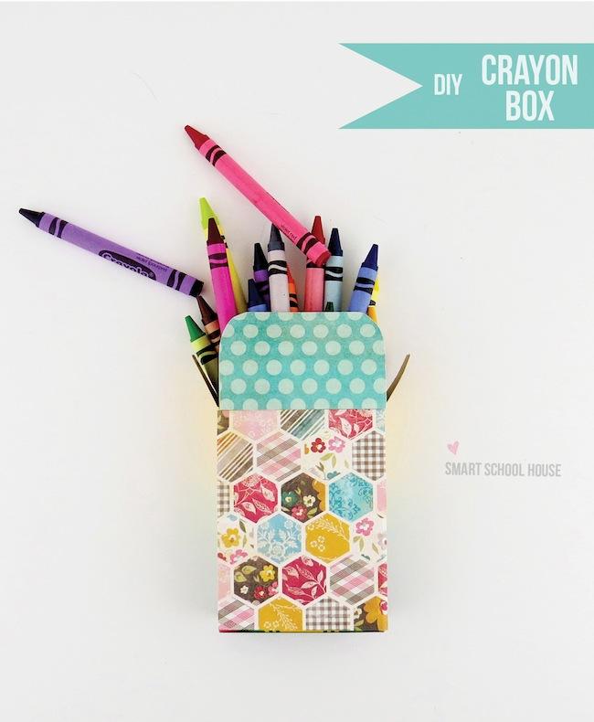 DIY: Crayon Box