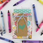 DIY Crayon Box