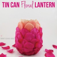 Tin Can Lantern: Published in All You Magazine