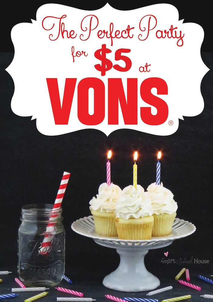 Birthday Ideas for a $5 Birthday Party