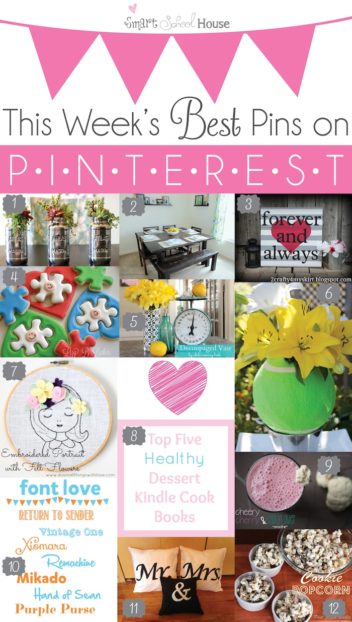 This Week's BEST Pins on Pinterest – April 15, 2013