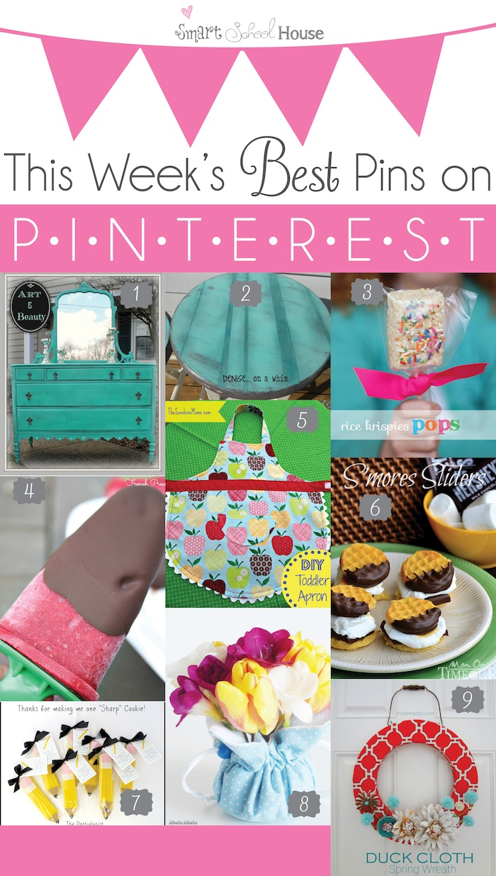 The Best Pins on Pinterest from Whimsy Wednesday