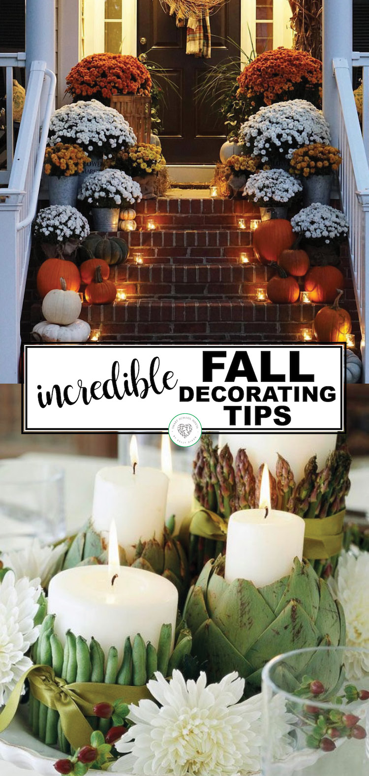 Incredible and gorgeous Fall decorating tips