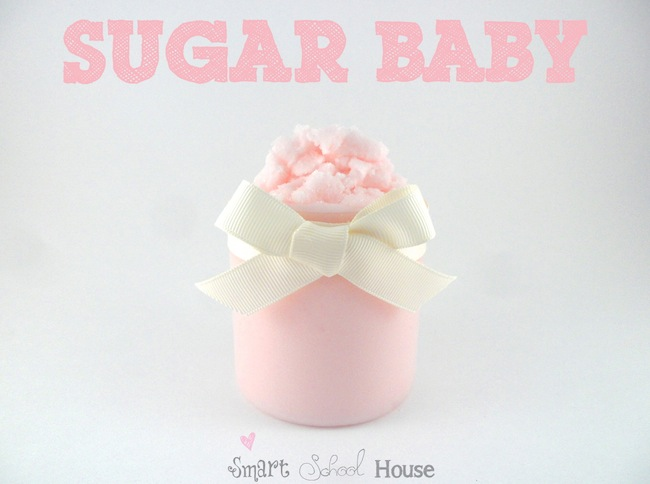 Sugar Baby body polish by Smart School House