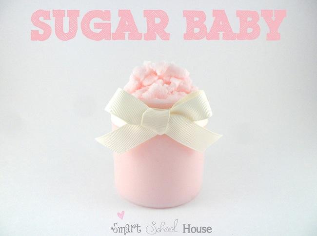 Sugar Baby: a DIY Sugar Scrub