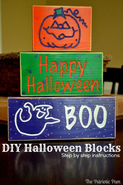 Title Halloween Blocks