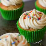 PerfecWhimsy Wednesday, Sept. 24tht Vanilla Cupcakes