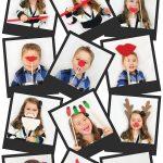 DIY Photo Booth Props #CartersHoliday