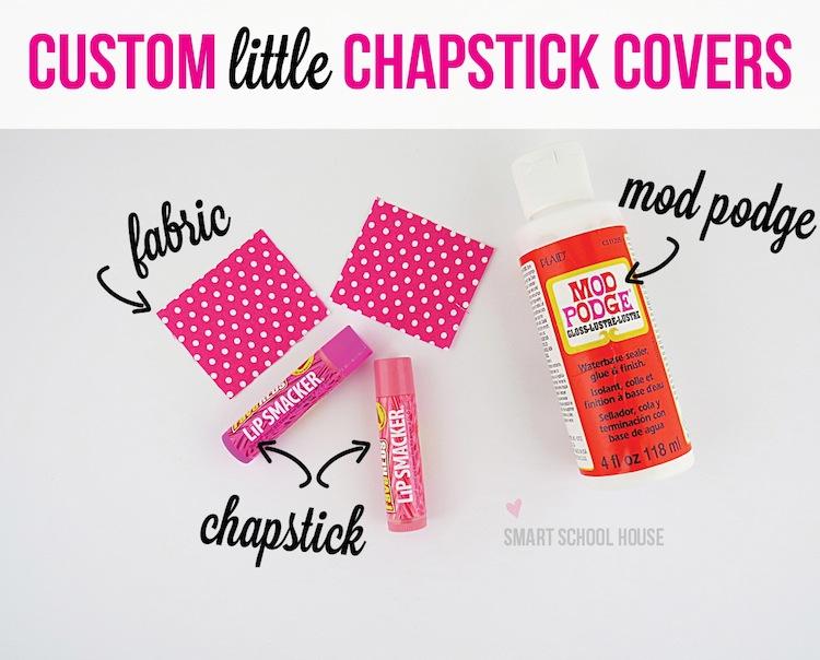 Custom Lil' Chapstick Covers