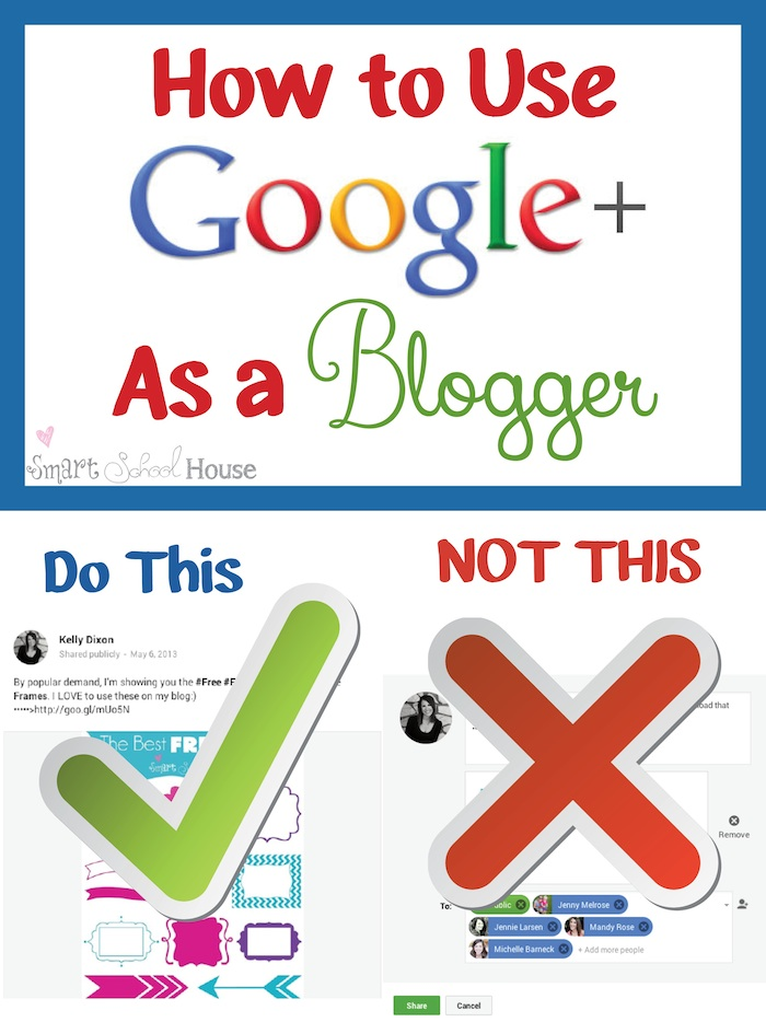 How to Use Google+ As a Blogger