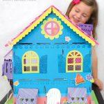 DIY Sparkle Fun Playhouse