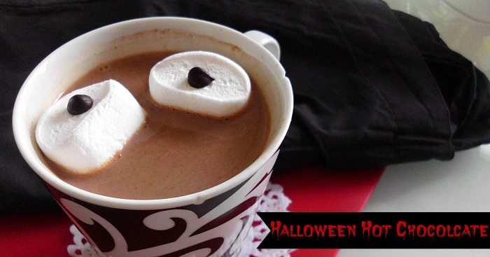 Halloween Hot Chocolate