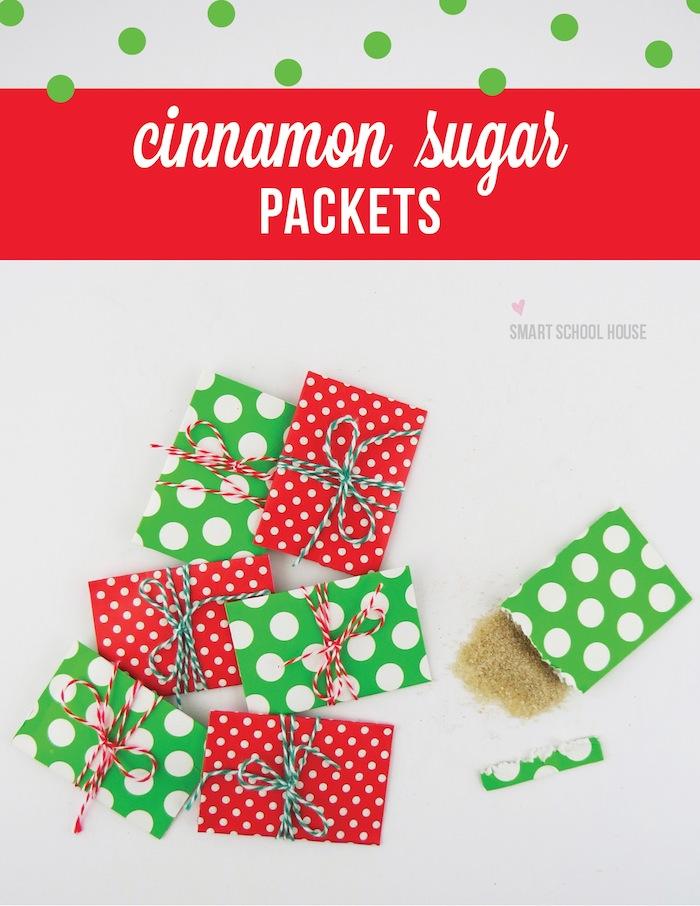 Cinnamon Sugar Packets
