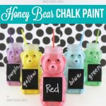 Honey Bear Chalk Paint & Giveaway