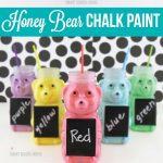 Honey Bear Chalk Paint & Giveaway