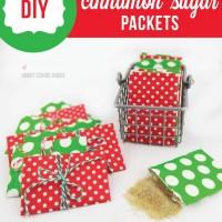 DIY Cinnamon Sugar Packets