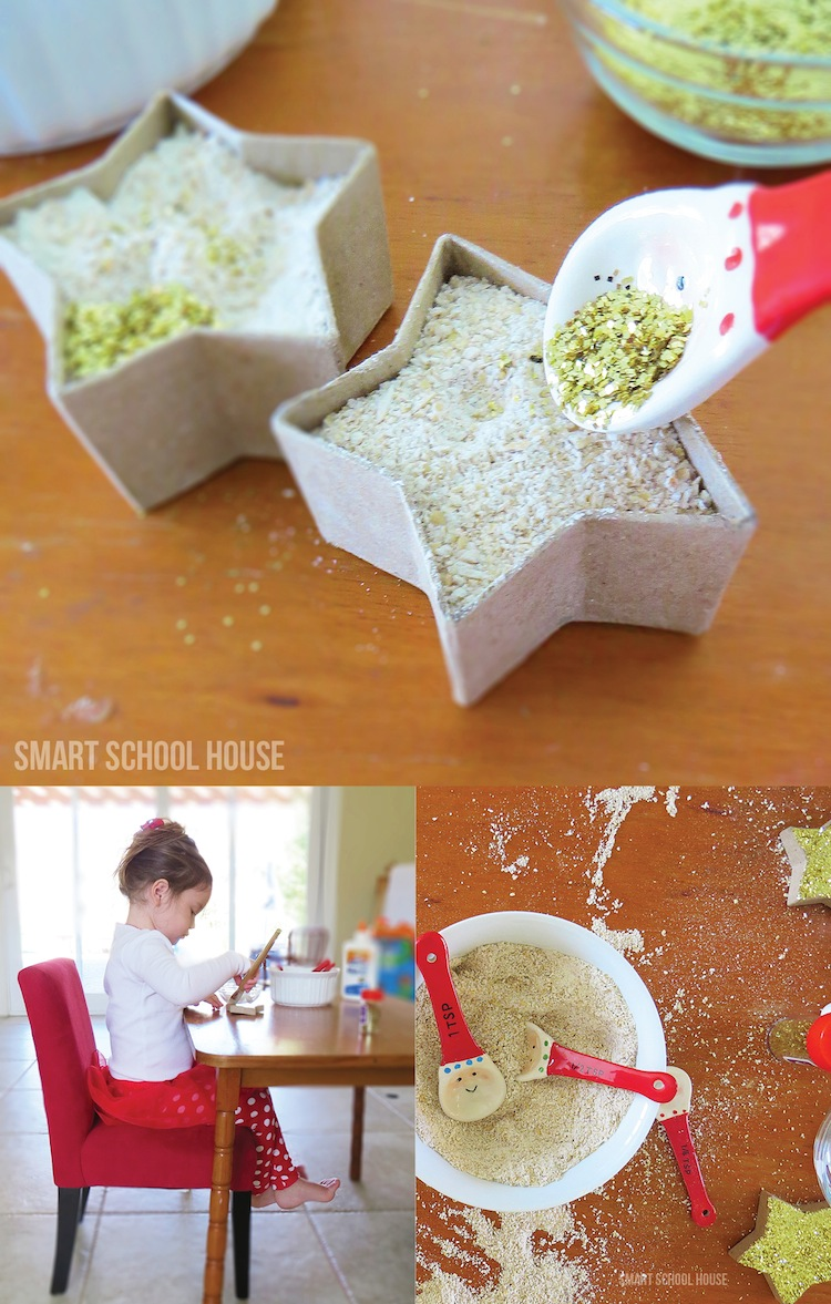How to Make Reindeer Food B