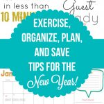Tips for the New Year