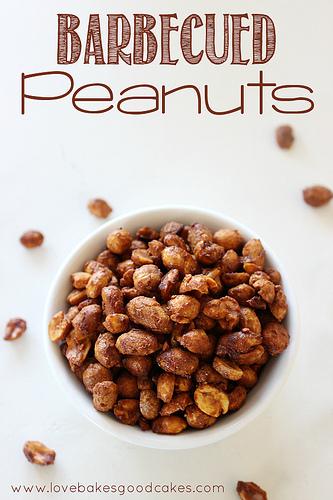 Barbecued Peanuts