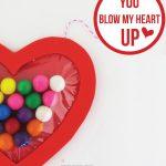 Blow My Heart Up Valentine